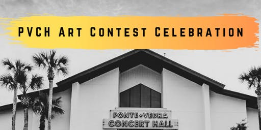 Ponte Vedra Concert Hall Art Contest Celebration