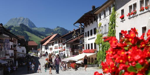 Experience the delicious Gruyère area