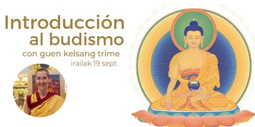 Introducción al Budismo.