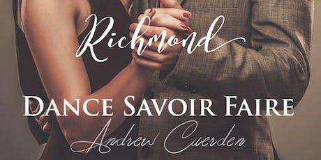 Richmond Social Ballroom Dance Evenings tickets