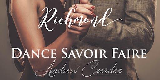 Richmond Social Ballroom Dance Evenings