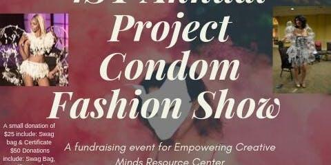 1st Annual Project Condom Fashion Show