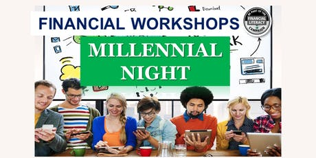 Millennial Night tickets