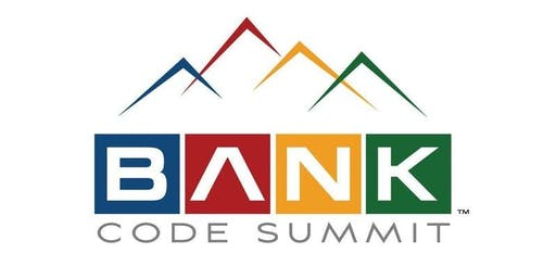 BANK CODE SUMMIT - Puyallup, WA -  [Oct 18-19]