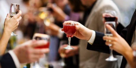 Sustainability professionals networking - wine and networking tickets