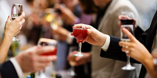 Sustainability professionals networking - wine and networking