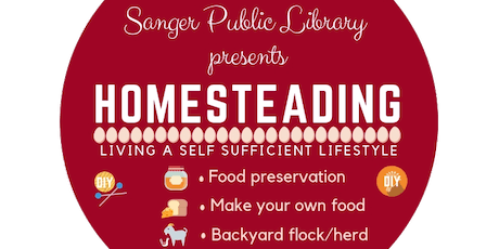 HOMESTEADING tickets