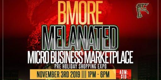 BMORE Melanated Micro-Business Marketplace