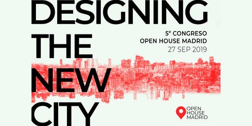 OHM2019_Congreso Designing the New City