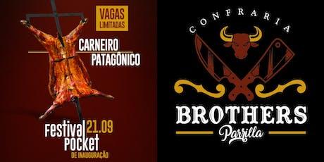 Confraria Brothers Parrilla ingressos