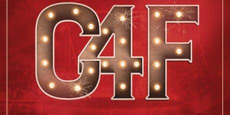 Christmas for Friends 12 anos ingressos