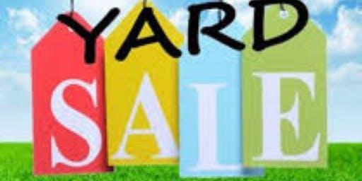 Community & Vendor Yard Sale