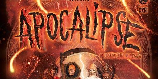 Hopi Hari Hora do Horror Apocalipe