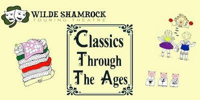 Wilde Shamrock - Classics Trough the Ages - Irish Theatre & Music Show