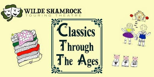 Wilde Shamrock - Classics Trough the Ages - Irish Theatre & Music Show