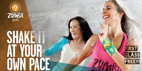 Zumba Gold Fitness Classes tickets