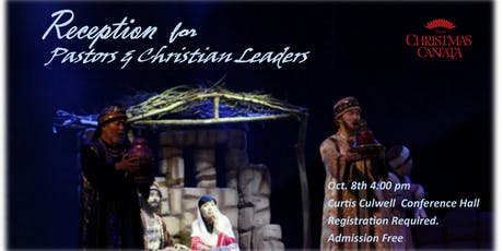 Pastors and Christian Leaders Reception tickets