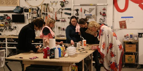Woodcut Workshop at You Are Beautiful tickets