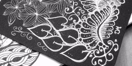 Zentangle 103 @ 7F5R: 16th November 2019 tickets