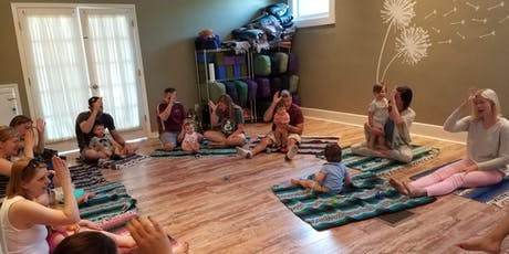 Toddlers Roc Music Class with Topher Holt tickets