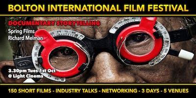 Documentary Storytelling - Spring Films