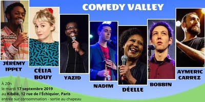 Comedy Valley #1