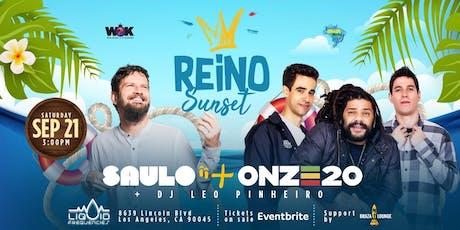 REINO SUNSET - LOS ANGELES tickets