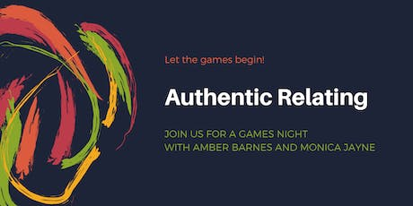 Authentic Relating Games Night  tickets