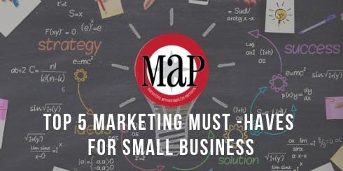 """South Huntsville Marketing """"MAP"""" Planning Workshop"""