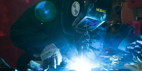 Intro to MIG Welding: Safety and Basics (December 14th, 2019) tickets