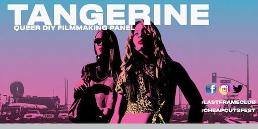 Tangerine Screening + QUEER DIY Discussion Panel