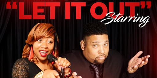 "Sunday Best Presents ""LET IT OUT!"""