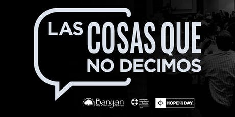 "Las Cosas Que No Decimos! HFTD's ""Things We Don't Say"" en Español tickets"