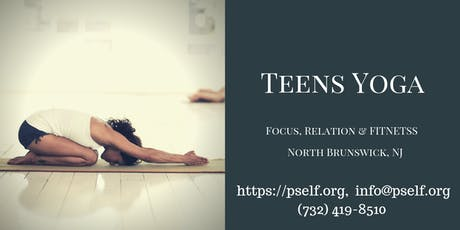 Yoga for  Teens tickets