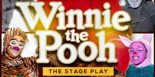 "Winnie the Pooh..""Stage-Play"""