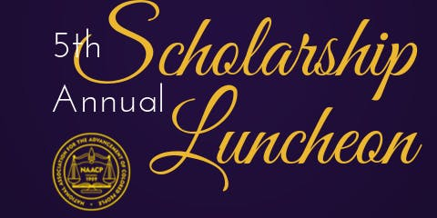 The NWA NAACP 5th Annual Scholarship Luncheon