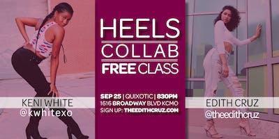 FREE CLASS | COLLAB: Edith Cruz + Keni White
