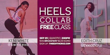 FREE CLASS   COLLAB: Edith Cruz + Keni White tickets