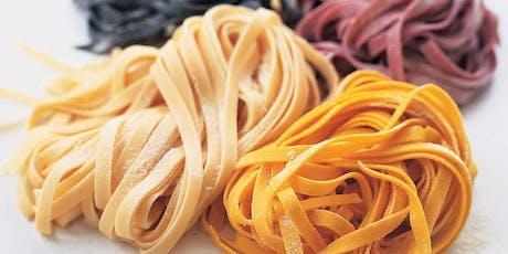Homemade Pasta Cooking Class tickets