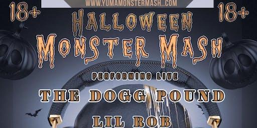 Halloween Monster Mash, Yuma Arizona