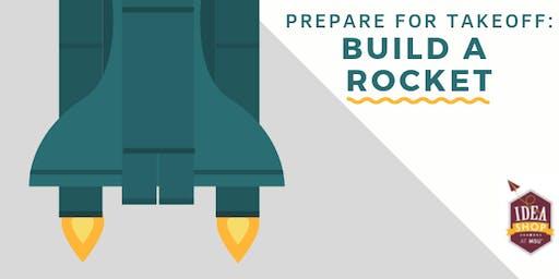 The Idea Shop Rocket Challenge - Build A Rocket