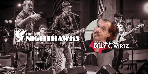 The Nighthawks & The Reverend Billy C. Wirtz