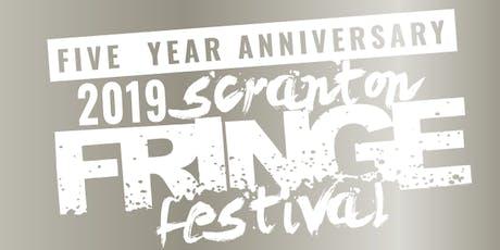 2019 Scranton Fringe BUTTONS tickets