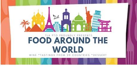Food Around the World  tickets