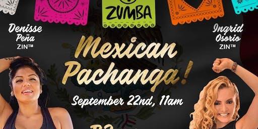 Zumba Mexican Pachanga!