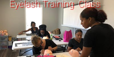 Eyelash  Extension  Training Certification for $999! Atlanta, Ga Friday, December 27, 2019!
