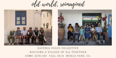 Kafenia Mid-Week Breather  - Communal Meals, Culture & Connection (Oct dates)