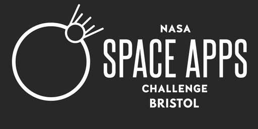 Nasa's Space Apps Challenge 2019 - Bristol