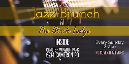 Jazz Brunch at The Black Lodge