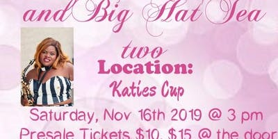 Saxchic Inc Presents Smooth Jazz And Big Hat Tea Two